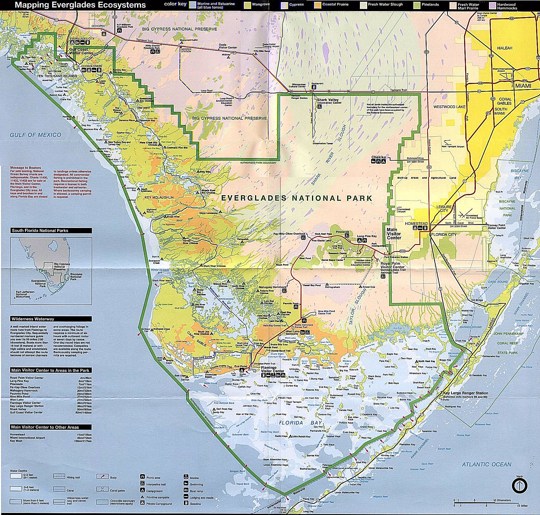 Homeschooling In Florida Florida Maps Print Map And Large Prints - Florida map cape coral